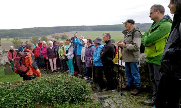 Jahresabschlussfahrt des DAV nach Limburg an der Lahn