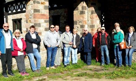 Zweite Vereinsfahrt des Förderverein Weilbach 2012 e.V