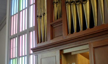 Einweihungskonzert der neuen Orgel in Maria Hilf