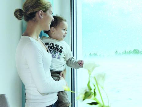 Mit Fenstern und Türen Energie sparen