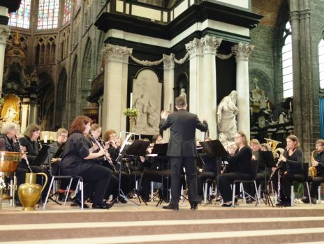 Konzert mit dem Kilian-Ensemble in Mainz-Kastel