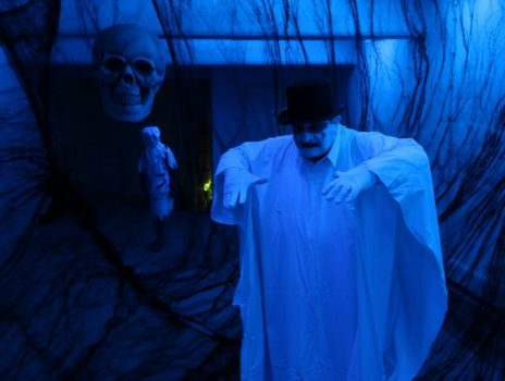 Halloween im Kellerlabyrinth