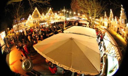 Gustavsburger Weihnachtsmarkt am 1. Adventswochenende