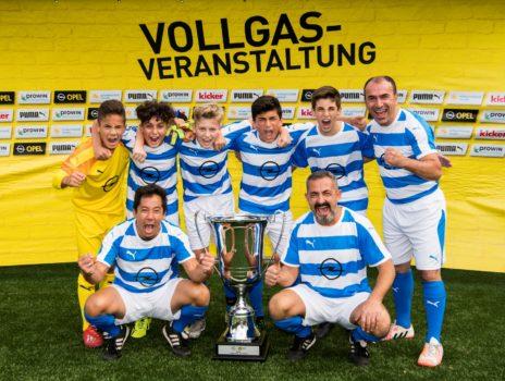 """Iron Rangers"" holen den BVB Family Cup"