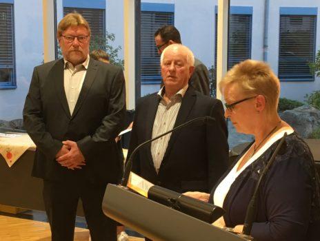 Landrätin Schäfer zeichnet Kulturaktive mit Ehrenbrief aus