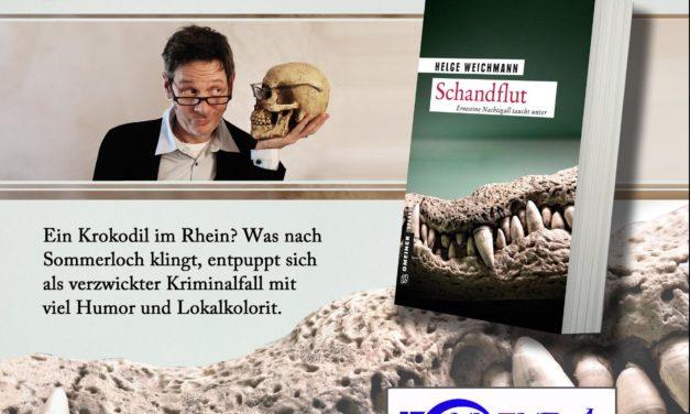 Cultura-Köngernheim präsentiert eine Krimilesung mit Helge Weichmann