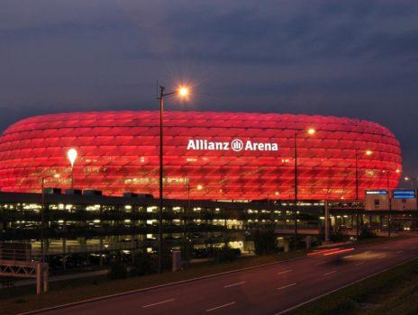 Erst Weihnachtsmarkt, dann Bayern München