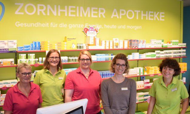 """<span class=""""entry-title-primary"""">Bewährtes und Neues an neuem Standort</span> <span class=""""entry-subtitle"""">Die Zornheimer Apotheke freut sich auf neue Räumlichkeiten in der Nieder-Olmer-Straße</span>"""