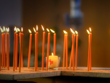 Gedenkgottesdienst für alle verstorbenen Kinder am Weltgedenktag am 08.12.2019