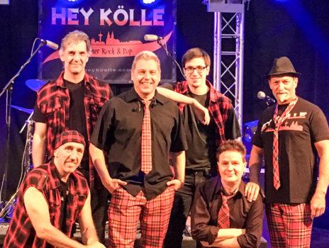 """Kölsche Rocknacht"" mit Hey Kölle am Fr. 25. Okt 2019, 20 Uhr"