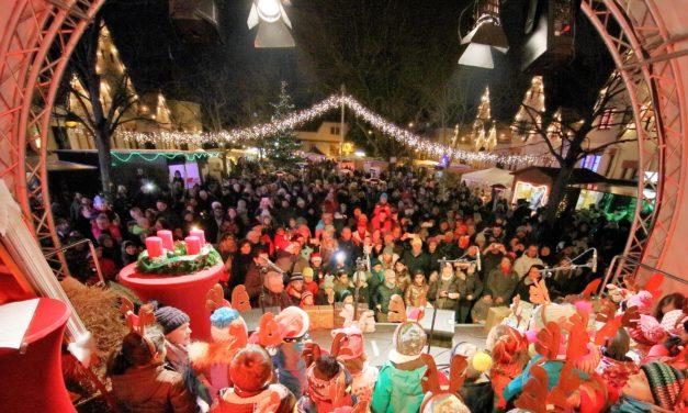 35. Gustavsburger Weihnachtsmarkt am 1. Adventswochenende