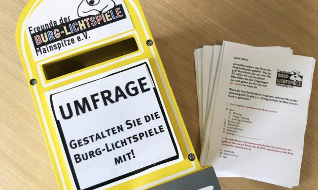 """<span class=""""entry-title-primary"""">Gestalten Sie die Burg-Lichtspiele mit!</span> <span class=""""entry-subtitle"""">Kinofreunde starten Umfrage – mit Verlosung</span>"""