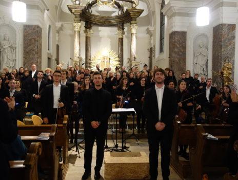 Ein Leuchtturmprojekt für die Zukunft der Laienmusik