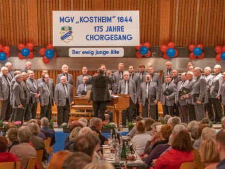 """Jubiläumskonzert des Männer-Gesang-Verein """"Kostheim"""" 1844"""