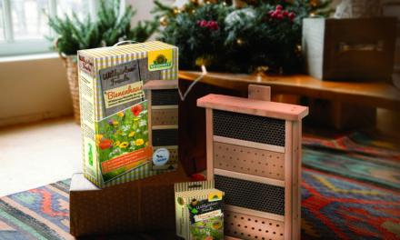 """<span class=""""entry-title-primary"""">Geschenktipp</span> <span class=""""entry-subtitle"""">Gartenfreunde zum Weihnachtsfest mit einem Bienenhaus überraschen</span>"""