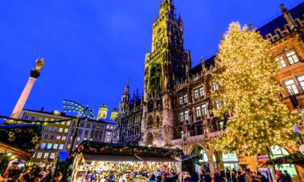 Beliebteste Weihnachtsmärkte in Deutschland