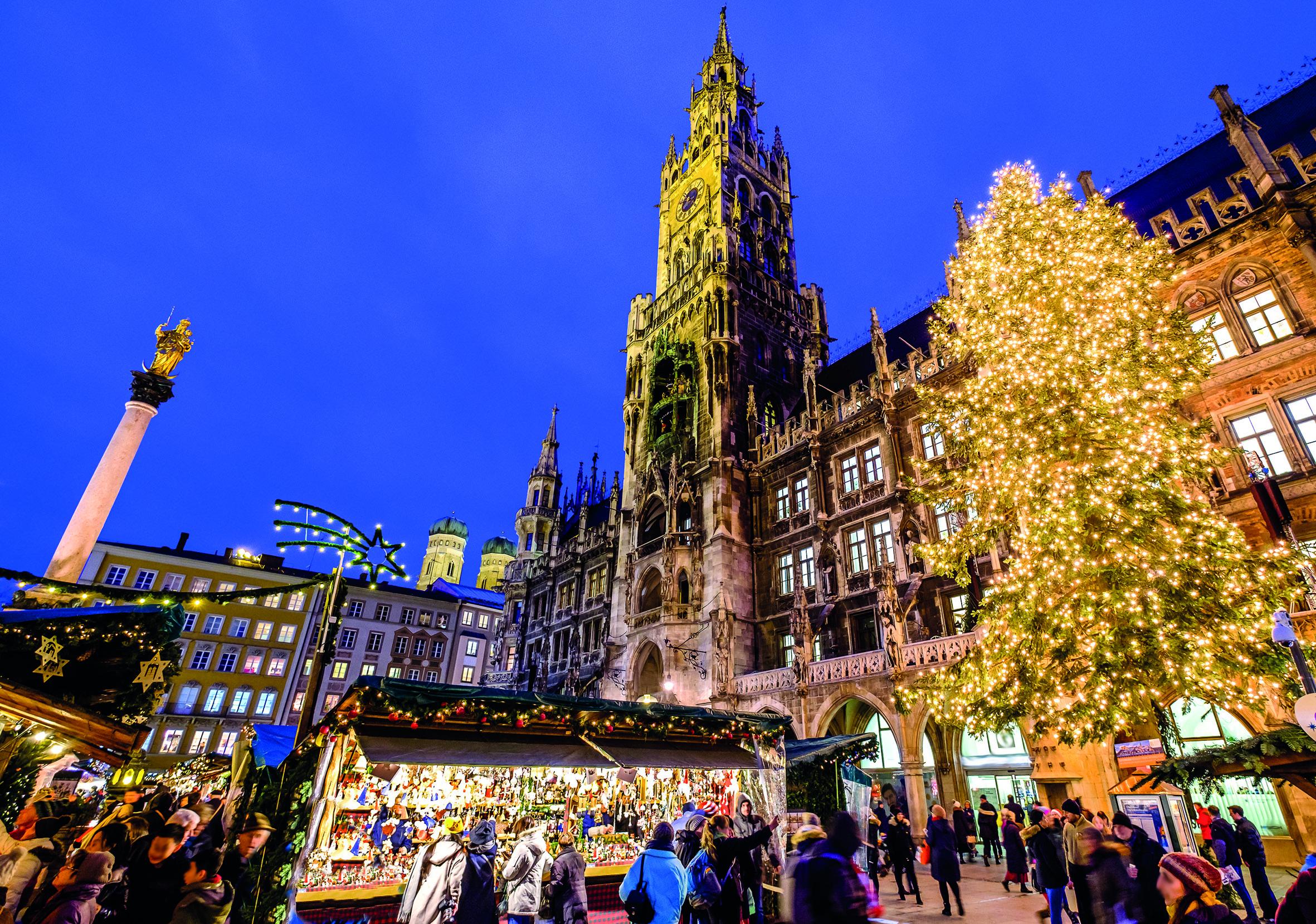 ältester Weihnachtsmarkt Deutschlands