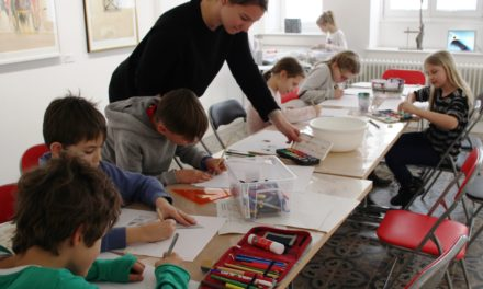 """<span class=""""entry-title-primary"""">Hochheimer Kunstsammlung</span> <span class=""""entry-subtitle"""">KinderKunstWerkstatt im November 2019: Zeichnungen </span>"""