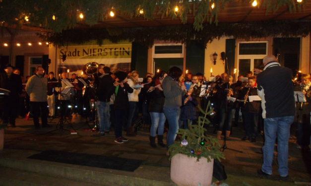 Weihnachtsblasen am 23. Dezember in Nierstein und Schwabsburg
