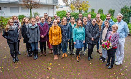 """GPR Klinikum begrüßt neue Medizinstudentinnen und -studenten im """"Praktischen Jahr"""""""