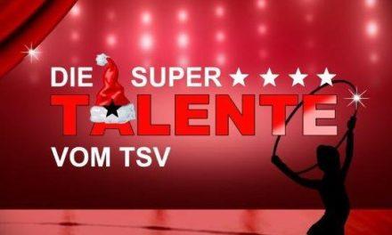 Die sportlichen Supertalente beim Nikolausturnen