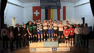 "53. Internationales Radball-Turnier um den ""MVB-Preis"""