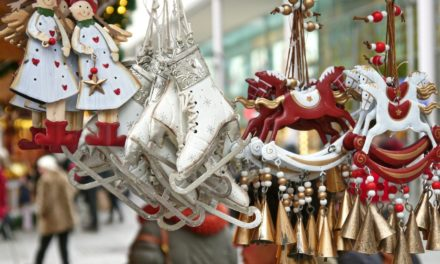 Mit dem Bischofsheimer Weihnachtsmarkt beginnt die Adventszeit