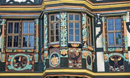 Weihnachtliche Wanderung mit Stadtführung in Idstein