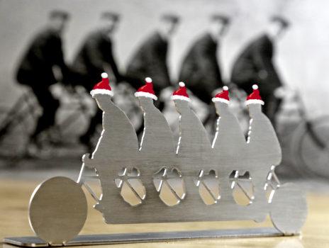 Die Opel-Brüder kommen zum Weihnachtsmarkt