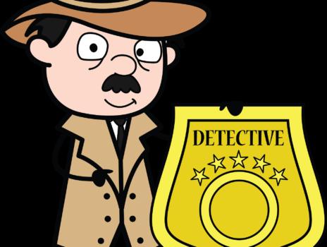 Krimi-Tag für Kids mit einem richtigen Detektiv