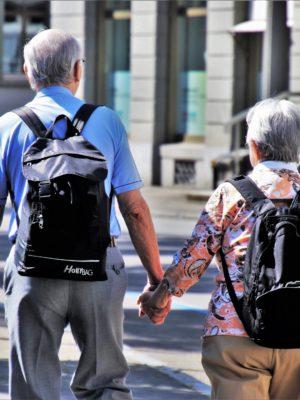 Wegweiser für Senioren