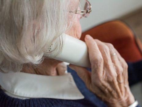 Zur Seniorenberatung vorher anmelden
