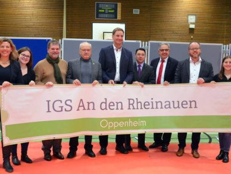 """IGS An den Rheinauen"""