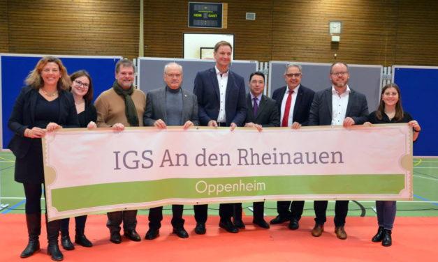 "<span class=""entry-title-primary"">""IGS An den Rheinauen""</span> <span class=""entry-subtitle"">Neuer Name für die Oppenheimer Integrierte Gesamtschule</span>"