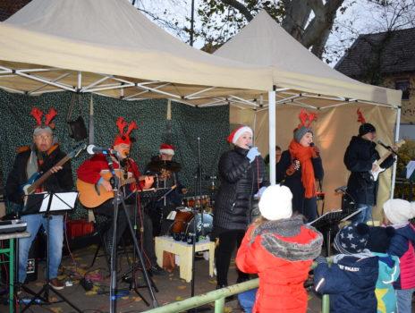 Nikolausmarkt läutet Vorweihnachtszeit ein