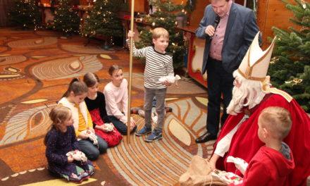 Familiäre KCK- Weihnachtsfeier im Lichterglanz mit Budenzauber