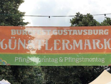 Burgfest Künstlermarkt an Pfingsten / Jetzt bewerben!