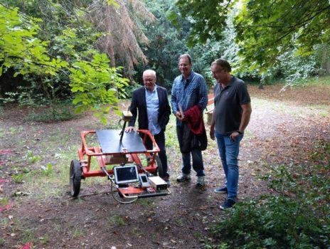 Bauvorhaben Welschdorfgarten und Treibergasse