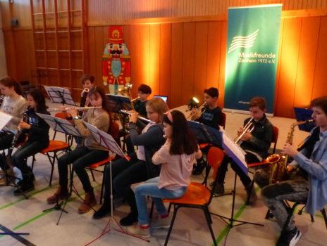 Adventsklänge der Musikfreunde Zornheim