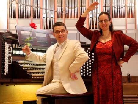 """Neujahrskonzert """"Die Orgel tanzt – Walzer, Tango, Boogie und Co."""" zum 20. Orgeljubiläum"""