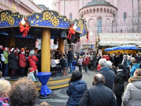 Laubenheim trifft sich auf dem Mainzer Weihnachtsmarkt