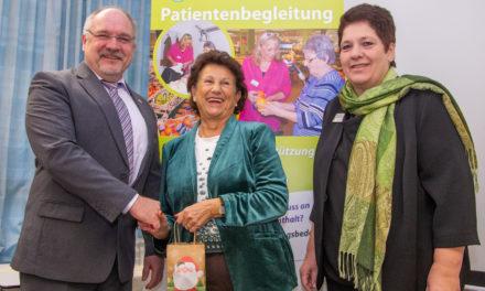 """<span class=""""entry-title-primary"""">Trödelmarkt der Lions-Damen Rüsselsheim bringt 1.000 Euro</span> <span class=""""entry-subtitle"""">Spendengelder zugunsten der Patientenbegleitung im GPR Klinikum</span>"""