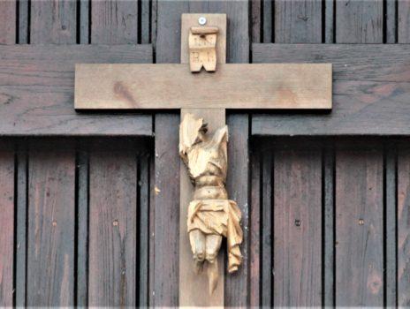 Zöller-Kreuz im Laubenheimer Ried wiederholt zerstört