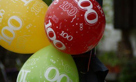 Gertrud Breuer feierte 100. Geburtstag
