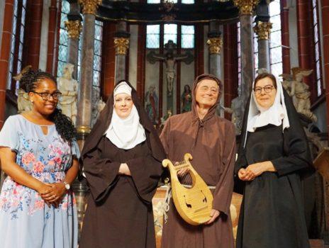 Kostheimer Pfarrgruppe hat wieder musikalisch Einiges zu bieten