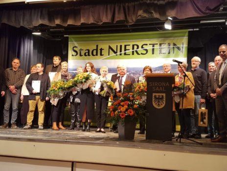 Neujahrsempfang der Stadt Nierstein stößt auf große Resonanz