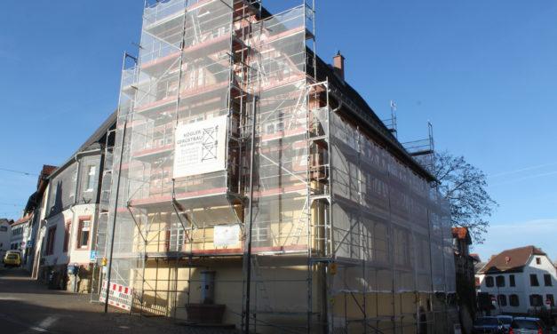 Rathaus Bodenheim muss komplett saniert werden