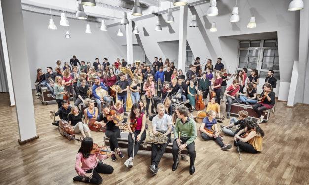 """<span class=""""entry-title-primary"""">Werke jüdischer Komponisten</span> <span class=""""entry-subtitle"""">Kammermusik mit der Jungen Deutschen Philharmonie im Landratsamt</span>"""