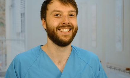 Dr. Jonas Schönfeld ist neuer Kinderarzt