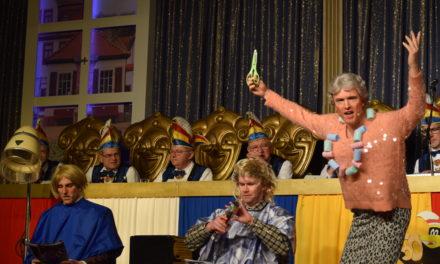 """<span class=""""entry-title-primary"""">Freddie Mercury lebt! – in Laubenheim</span> <span class=""""entry-subtitle"""">Die Schwarzen Gesellen feiern 60 Jahre hausgemachte Fassenacht</span>"""